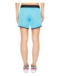 Nike - Blue Dri-fittm Drill Mesh Short - Lyst