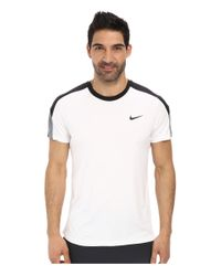 Nike | White Court Tennis Shirt for Men | Lyst