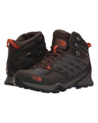 The North Face | Brown Hedgehog Hike Mid Gtx® for Men | Lyst