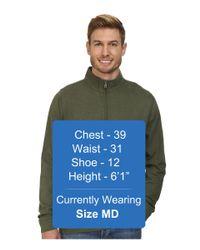 Mountain Khakis - Natural Eagle Quarter Zip Jacket for Men - Lyst