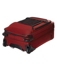Briggs & Riley | Red Transcend Domestic Carry-on Expandable Upright | Lyst