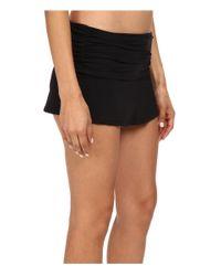 Carve Designs - Black Playa Skirt Bottom - Lyst