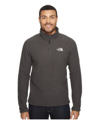 The North Face | Gray Sds 1/2 Zip Pullover for Men | Lyst