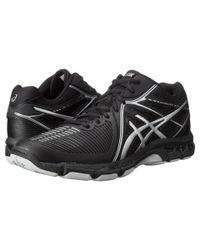 Asics | Black Gel-netburner Ballistictm Mt for Men | Lyst