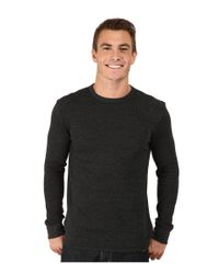 Volcom | Black Hawkins Thermal for Men | Lyst