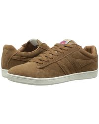 Gola | Brown Equipe Suede for Men | Lyst