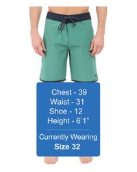 Prana - Black High Seas Shorts for Men - Lyst