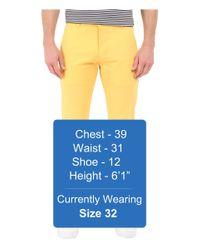 Dockers - Yellow Alpha Original Khaki for Men - Lyst