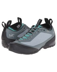Arc'teryx - Black Acrux2 Fl Approach Shoe for Men - Lyst