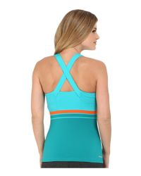 Adidas Originals - Blue All Premium Strappy Tank Top - Lyst