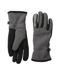 Spyder | Black Core Sweater Conduct Glove for Men | Lyst