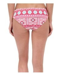 Carve Designs - Pink Bolinas Bottom - Lyst