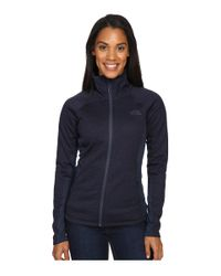 The North Face | Blue Arcata Full Zip | Lyst