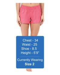 Carve Designs - Pink Surfs Up Shorts - Lyst