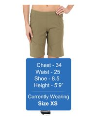 Adidas Originals - Green Edo Hike Shorts - Lyst