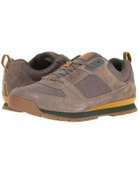 The North Face   Brown Back-to-berkeley Redux Low for Men   Lyst