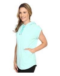 Merrell | Green Swallowtail Pullover Top | Lyst