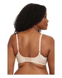 Natori - Brown Toujours Full Figure Cut & Sew Underwire Bra - Lyst