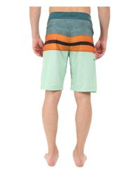 """Hurley - Multicolor Phantom Density 21"""" Boardshorts for Men - Lyst"""