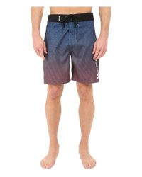 "Hurley - Multicolor Polka 19"" Boardshorts for Men - Lyst"