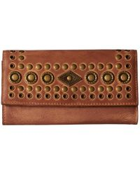 Patricia Nash - Brown Terresa Wallet - Lyst