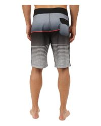 """Billabong - Gray All Day Faded 21"""" Boardshorts for Men - Lyst"""