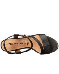 Tamaris - Black Leny 28350-26 - Lyst