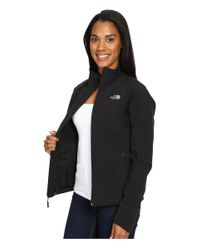 The North Face - Black Apex Bionic Jacket - Lyst