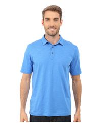 Tommy Bahama | Blue Portside Player Spectator Polo for Men | Lyst