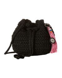 The Sak | Black Moraga Small Drawstring | Lyst