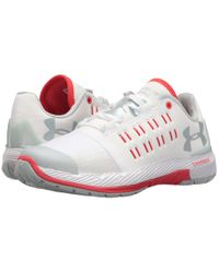 Under Armour | White Ua Charged Core | Lyst