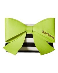 Betsey Johnson - Multicolor Big Bow Chic Large Bow Clutch - Lyst