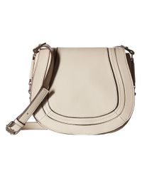 French Connection - Natural Liza Large Crossbody - Lyst