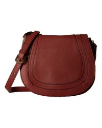 French Connection - Red Liza Large Crossbody - Lyst