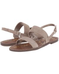 afeb779fc171 Sam Edelman. Women s Brown Georgiana. See more Sam Edelman Flat sandals.