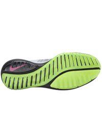Nike - Gray Flyknit Elite for Men - Lyst