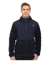 The North Face | Blue Denali 2 Hoodie for Men | Lyst