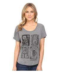 686 | Gray Tarot Dolman Short Sleeve T-shirt | Lyst