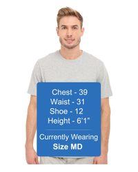 Mod-o-doc - Gray Sunset Short Sleeve Crew for Men - Lyst