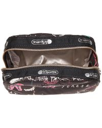 LeSportsac - Multicolor Sq Essential Cosmetic Case - Lyst
