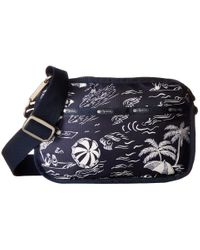 LeSportsac | Black Cr Camera Bag | Lyst