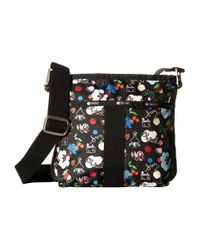 LeSportsac | Black Essential Crossbody | Lyst