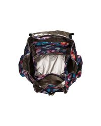 LeSportsac | Multicolor 3-zip Voyager | Lyst