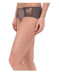 Natori - Gray Showcase French Brief - Lyst