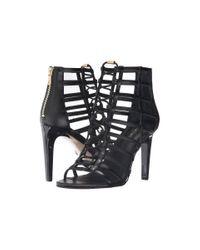 Calvin Klein | Black Lorren Sandal | Lyst