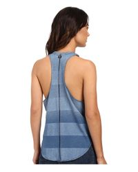 Billabong | Blue To The Limit Muscle Tee | Lyst