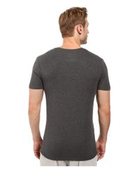 Michael Kors - Multicolor Luxury Modal V-neck T-shirt for Men - Lyst