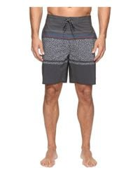 Rip Curl | Black Trimmer Lay Day Boardshorts for Men | Lyst
