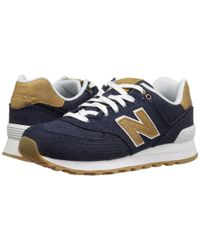 New Balance | Blue Ml574v1 for Men | Lyst