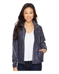 Ariat | Blue Ideal Windbreaker Jacket | Lyst
